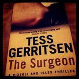 Instagram user karinagnc snapped this when she was on page 200 of The Surgeon.