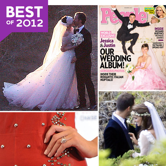 2012 Celebrity Weddings Offer Plenty of Trends to Borrow