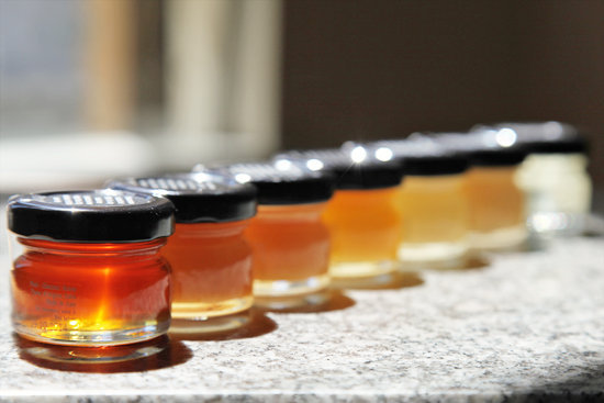 Honey Varietals