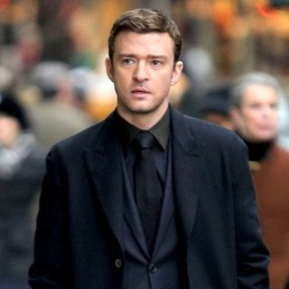 Justin Timberlake Filming Runner, Runner in NYC | Pictures
