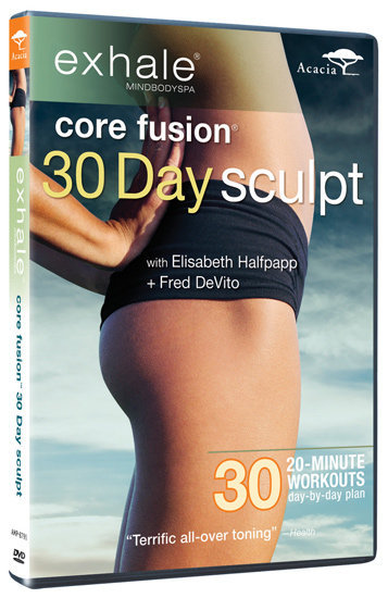 Core Fusion 30-Day Sculpt