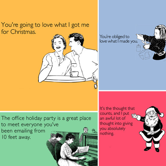 Send These Christmas Someecards to Spread Sarcastic Holiday Cheer