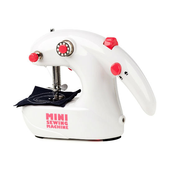 Mini sewing machine, $29.95, Sportsgirl