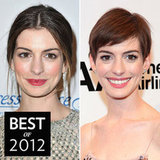The 10 Most Shocking Celebrity Hair Transformations of 2012