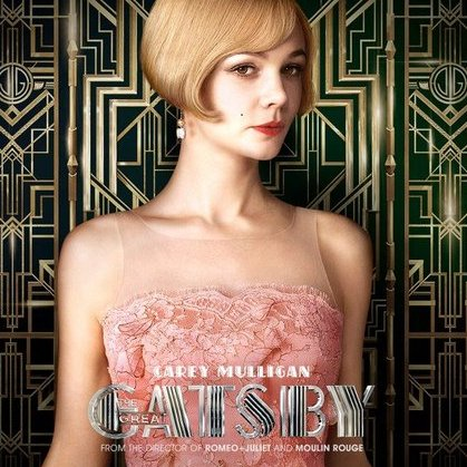 The Great Gatsby Character Movie Posters