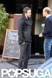 Ryan Reynolds Makes a Sexy Sushi Run in LA