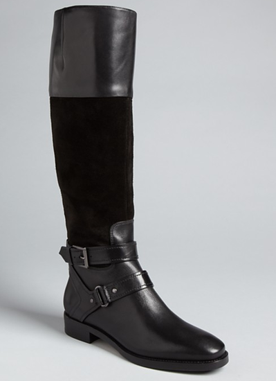 These Joan & David riding boots ($228, originally $325) are simply stunning and would look amazing with a pair of true-blue jeans and a crisp white blouse.