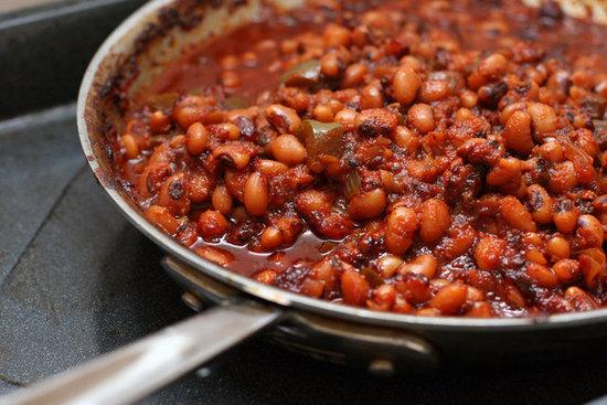 Barbecued Black-Eyed Peas | POPSUGAR Food