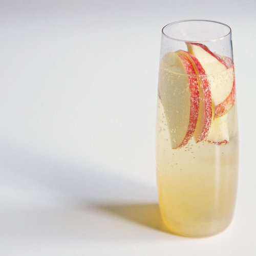Easy, Fruity Champagne Cocktail