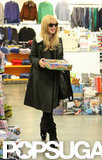 Rachel Zoe shopped at Kitson.