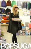 Rachel Zoe shopped at Kitson.