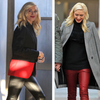 Gwen Stefani Wears Red Pants (Video)
