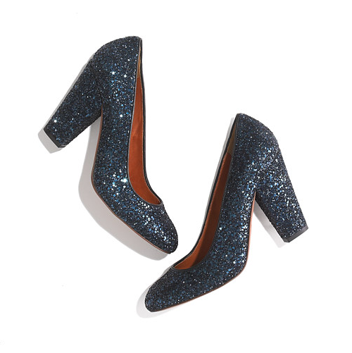 These sparklers were made for the happiest of NYE parties, thankfully these Madwell Frankie Pump ($218) also come with a sturdy heel which means you won't be wobbling around all night.