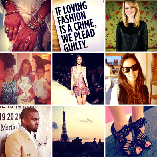 The Year in Fab: See Our Silly, Stylish 2012 Instagram Diary