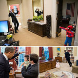 President Obama's Cutest Kid Moments of 2012