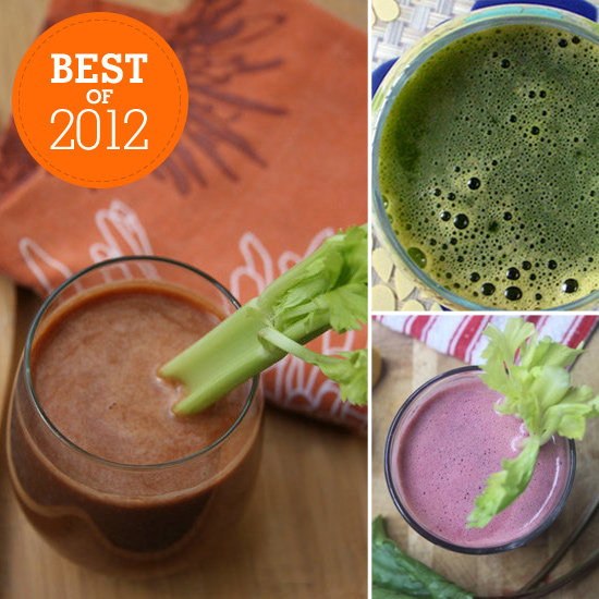 The Pressed Juice Recipes That Got Us Through the Year