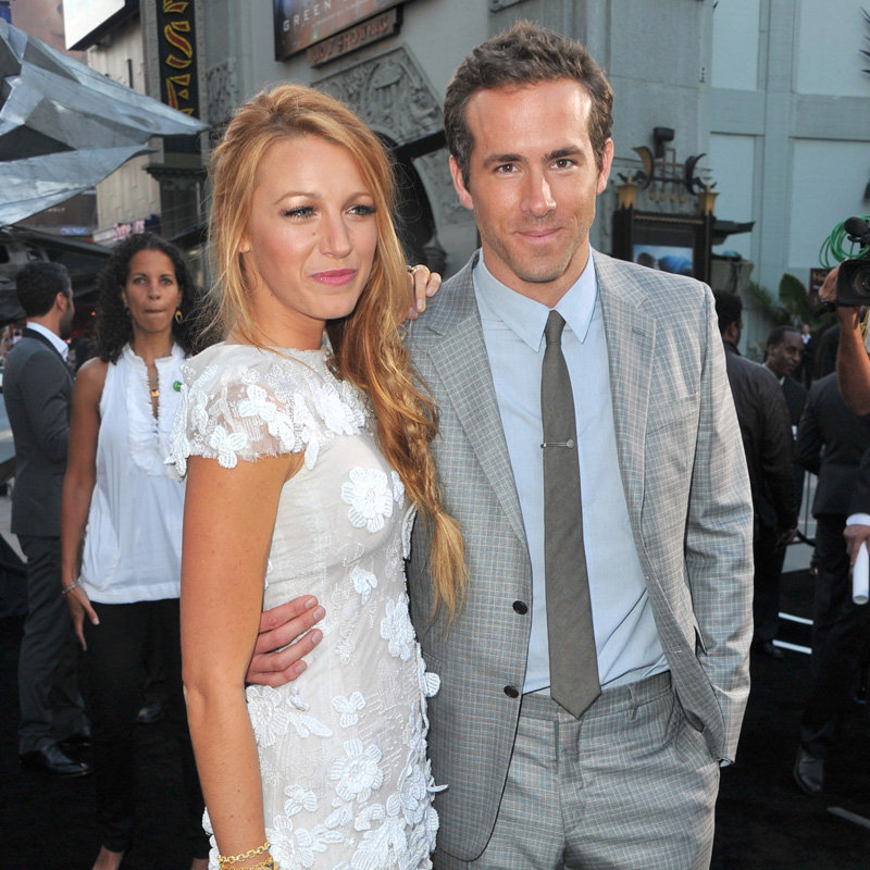 Blake Lively and Ryan Reynolds' Wedding
