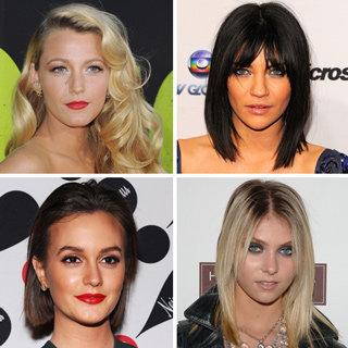 Blake Lively Taylor Momsen Leighton Meester Gossip Girl Hair