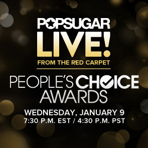 Live People's Choice Red Carpet Streaming