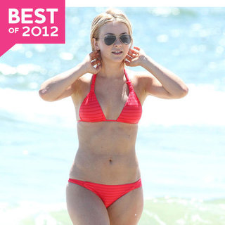 Best Celebrity Bikini Pictures of 2012