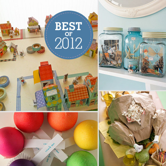 Best of 2012: Our 12 Favorite Kids Crafts of the Year