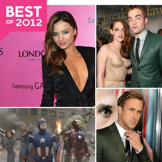 Best of 2012 in Celebrity and Entertainment: Readers Choices