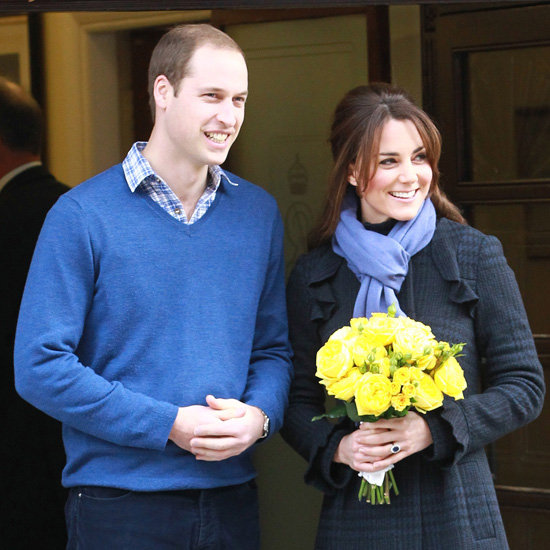 Biggest News Story . . . Kate and William's Royal Baby!