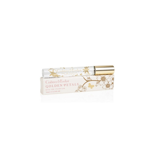 Crabtree & Evelyn Golden Petals EDP Rollerball, $20