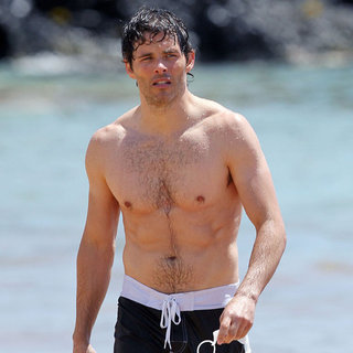 Best Celebrity Shirtless Pictures of 2012