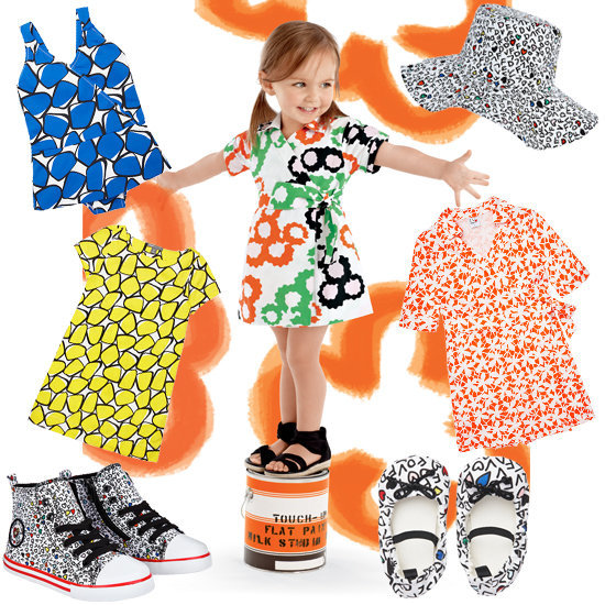 Best Kids' Clothing Launch: DVF Loves GapKids