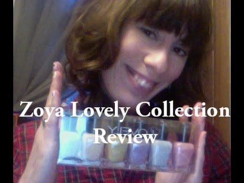 Zoya Lovely Soring 2013 Collection