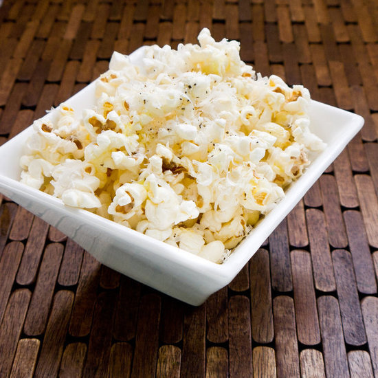 Truffle and Parmesan Popcorn