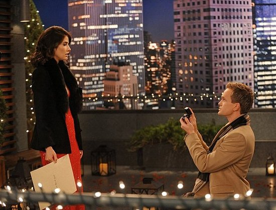 Most Elaborate Proposal: Barney on How I Met Your Mother