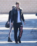 Miley Cyrus and Liam Hemsworth spent Christmas with family.