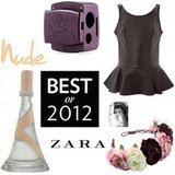 You Voted: Best of 2012 Fashion and Beauty Results!