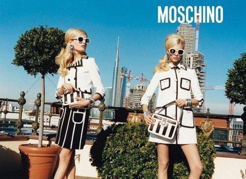 Moschino Spring 2013