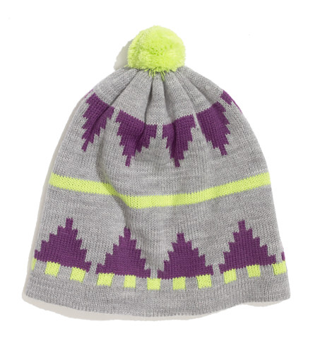 I have a bit of a beanie obsession — thankfully, it's justified (they're as cute as they are functional). This Madewell Fair Isle hat ($20, originally $32) is equal parts adorable and cool, thanks to a flash of neon. — HW