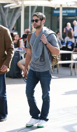 Chace Crawford Returns to Sydney For NYE Celebrations