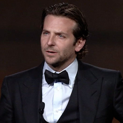Bradley Cooper Happy Birthday at Palm Springs Film Festival