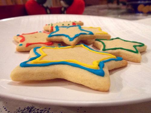 Healthy Sugar Cookie Recipe