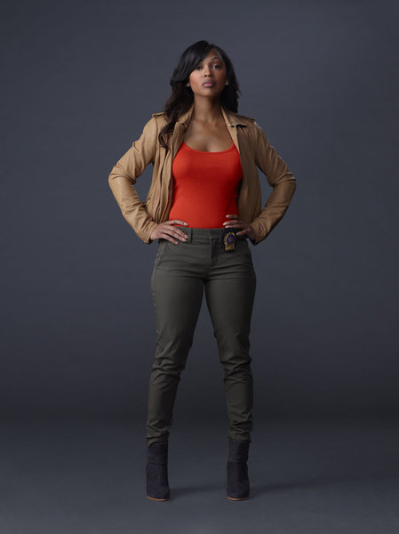 Meagan Good in Deception.