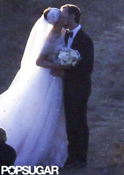 45. Anne Hathaway Gets Married