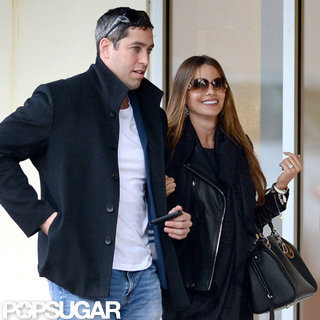 Sofia Vergara and Fiance Nick Loeb Get Into NYE Fight