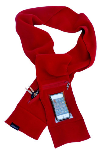 Peepsnake Polartec iPhone Scarf