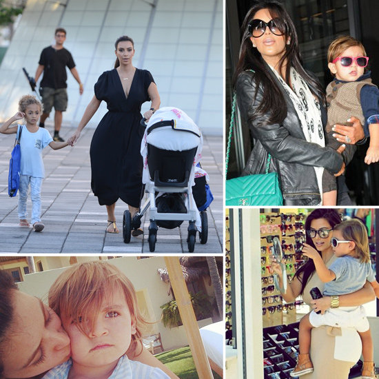 13 Photos That Show Kim Kardashian Is Ready For Motherhood
