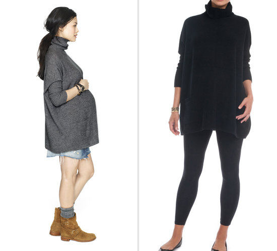 Hatch Turtleneck Tunic