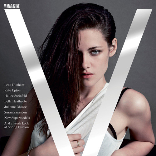 Kristen Stewart in V Magazine 2013 | Pictures