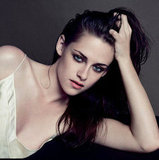 Kristen Stewart smoldered in smoky makeup. Source: Inez & Vinoodh for V Magazine