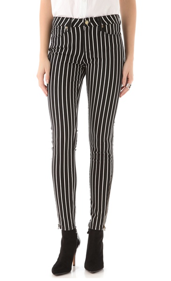 If pants are more your thing, then get in on these Paige Premium Denim striped skinny jeans ($139, originally $199). Dress them up with heels and down with flats.