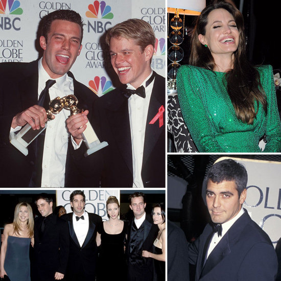 A Look Back at Years of Glamorous Golden Globes